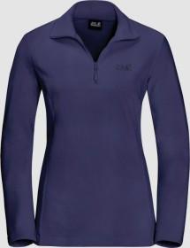 Jack Wolfskin Gecko Shirt langarm dark plum (Damen) (1703771-2036)