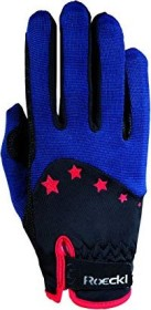 Roeckl Toronto Reithandschuhe blau (Junior) (3307-003-590)