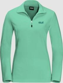 Jack Wolfskin Gecko Shirt langarm pacific green (Damen) (1703771-4076)