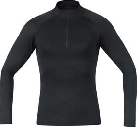 Gore Wear M Base Layer Thermo Shirt langarm schwarz (Herren) (100319-9900)