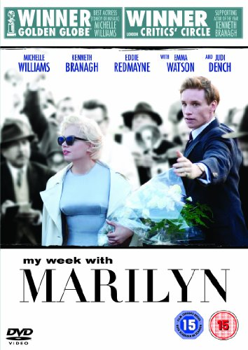 My Week With Marilyn (UK) -- via Amazon Partnerprogramm