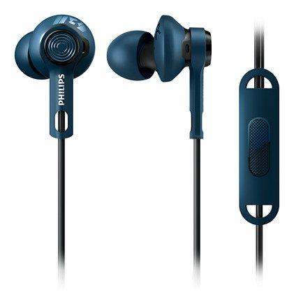 Philips SHQ2405 blau