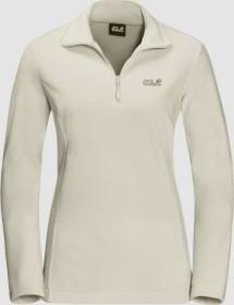 Jack Wolfskin Gecko Shirt langarm white sand (Damen) (1703771-5017)