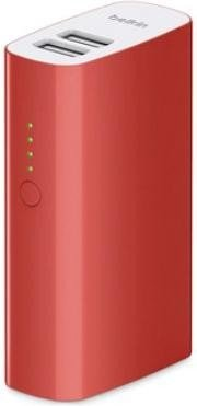 Belkin MIXIT Power Pack 4000 rot (F8M979btRED)