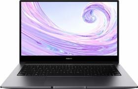 Huawei MateBook D 14 Space Grey (2020), Ryzen 5 3500U, 8GB RAM, 512GB SSD, UK (WAQ9BR) (53010TVL)