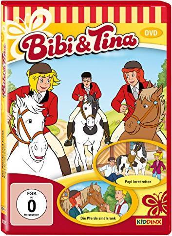 Bibi und Tina: Die Pferde sind krank, Papi lernt Reiten -- via Amazon Partnerprogramm