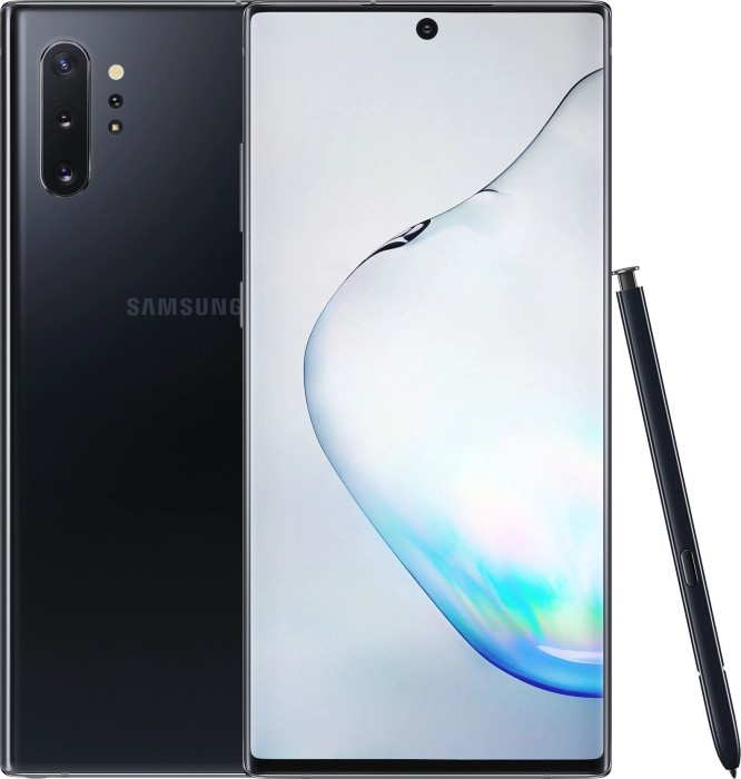 Samsung Galaxy Note 10+ 5G N976B aura black
