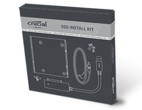 Crucial SSD Install Kit (CTSSDINSTALLAC)