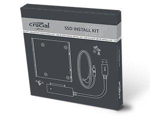 Crucial SSD Install Kit (CTSSDINSTALLAC)