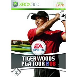 EA Sports Tiger Woods PGA Tour 2008 (deutsch) (Xbox 360)