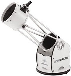 "Meade LightBridge 10"" f/5, Dobson (0116725)"