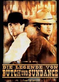 Die Legende von Butch Cassidy und Sundance Kid (DVD)