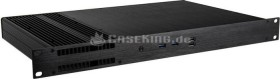 Akasa Galileo TU3 Fanless OEM with Rackmount-front bezel, Thin mini-ITX, 1U (A-ITX29-M1B)