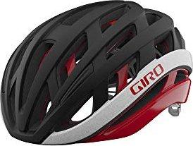 Giro Helios Spherical Helm matte black/red