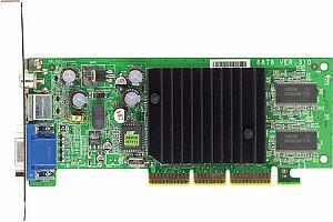 MSI MS-8878SE G4MX440SE-T, GeForce4 MX440SE, 64MB DDR, TV-out, AGP