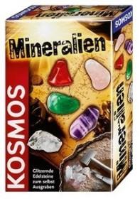 Kosmos Ausgrabungs-Set Mineralien (63044)