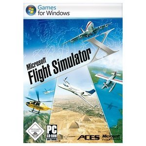 Flight simulator X (English) (PC) (JH7-00063)