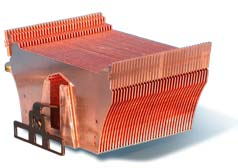 Thermalright SLK-700 copper [various fan]
