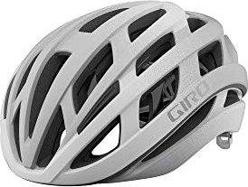 Giro Helios Spherical Helm matte white/silver fade