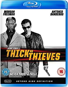 Thick as Thieves (Blu-ray) (UK) -- via Amazon Partnerprogramm