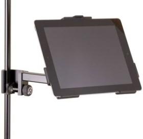 K/&M 19722 iPad und iPad2 iPad 3 Halter mit Klemmprisma schwarz iPad4
