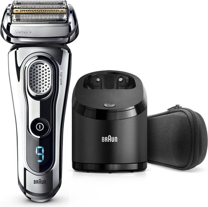 Braun Series 9-9296cc Wet&Dry men's shavers