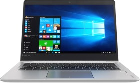 Lenovo IdeaPad 710S Plus-13IKB silber, Core i7-7500U, 8GB RAM, 256GB SSD, GeForce 940MX (80W3005KGE)
