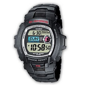 Casio G-Shock G-7500-1VER Dark Drummer