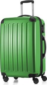 Hauptstadtkoffer Alex TSA Spinner erweiterbar 65cm grün glänzend (82780050)