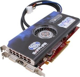 Sapphire Radeon X1950 XTX Toxic, 512MB DDR4, 2x DVI, ViVo, full retail (21092-02-50)