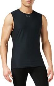 Gore Wear M Gore Windstopper Base Layer Shirt ärmellos schwarz (Herren) (100025-9900)