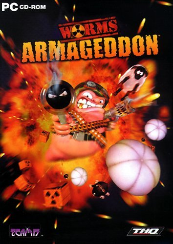 Worms Armageddon (niemiecki) (PC) -- via Amazon Partnerprogramm