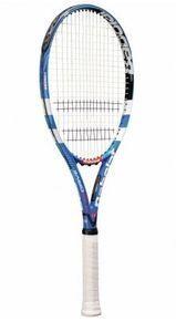 Babolat Tennis Racket Pure Drive+ -- © keller-sports.de