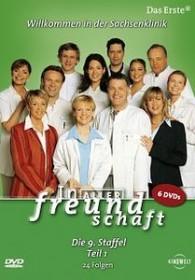 In aller Freundschaft Staffel 9.1 (DVD)
