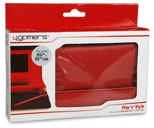 4Gamers Play 'N' Style case, red (DS)