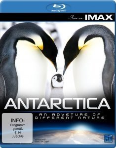 IMAX: Antarctica - An Adventure of Different Nature (Blu-ray)