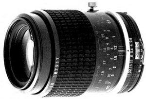 Nikon Micro 105mm 2.8 schwarz (JAA619AA)