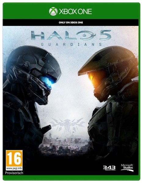 Halo 5: Guardians (deutsch) (Xbox One)