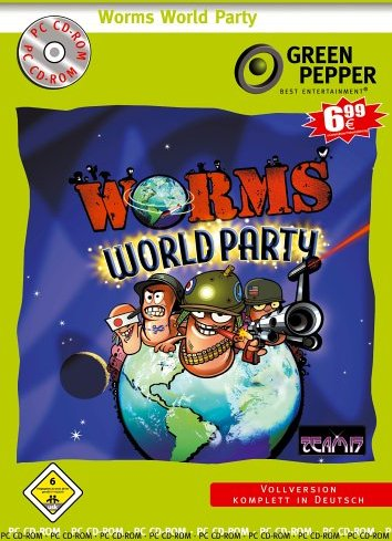 Worms World Party (German) (PC) -- via Amazon Partnerprogramm