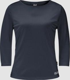 Jack Wolfskin JWP Shirt 3/4 night blue (Damen) (1806653-1010)