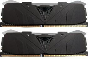 Patriot Viper RGB schwarz DIMM Kit 16GB, DDR4-4133, CL19-21-21-41 (PVR416G413C9K)