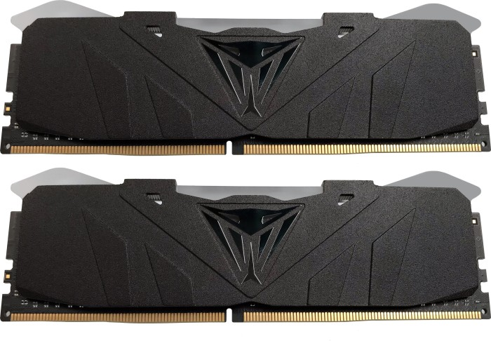 Patriot Viper RGB schwarz DIMM Kit 16GB, DDR4-4133, CL19 (PVR416G413C9K)