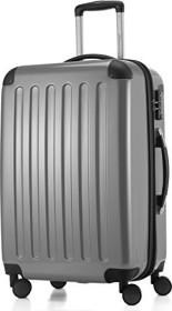 Hauptstadtkoffer Alex TSA Spinner erweiterbar 65cm silber glänzend (82780006)