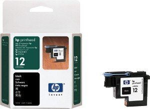 HP Printhead Nr 12 black (C5023A)