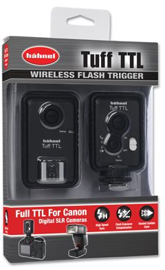 Hähnel Tuff TTL wireless flash release for Canon (1000 790.0)