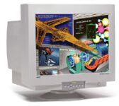 "NEC MultiSync FP1350, 22"", 115kHz"