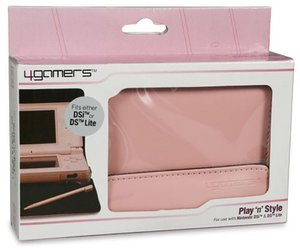 4Gamers Play 'N' Style case, pink (DS)