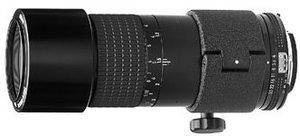 Nikon Micro 200mm 4 schwarz