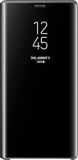Samsung Clear View Standing Cover für Galaxy Note 9 schwarz (EF-ZN960CBEGWW)