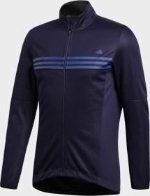 adidas Warmtefront Fahrradjacke bluenoble inkmystery ink